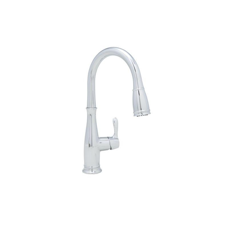 mirabelle mirxcps100 kitchen faucet build com mirabelle mirxcbd101cp polished chrome bradenton pullout