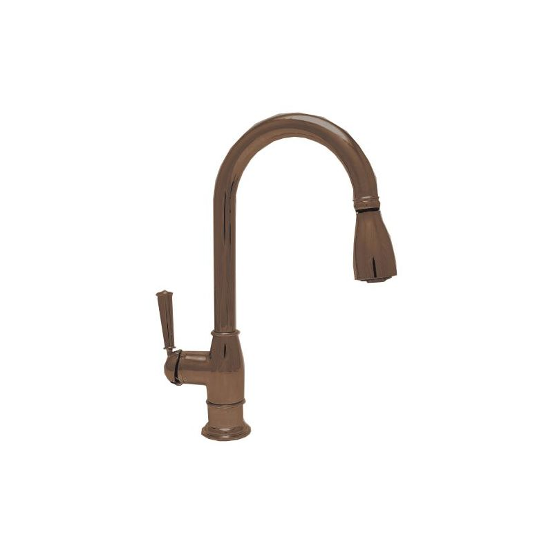 mirabelle mirxcps100 kitchen faucet build com mirabelle mirxcha101orb hartfield pull out spray kitchen