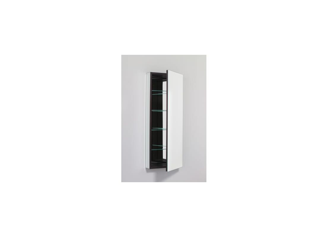 Robern PLM2430B Black Medicine Cabinet