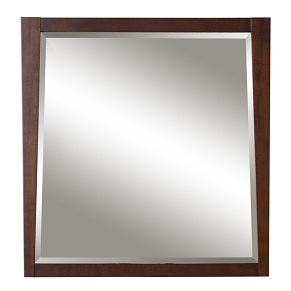 Shop Sunny Wood Mirrors