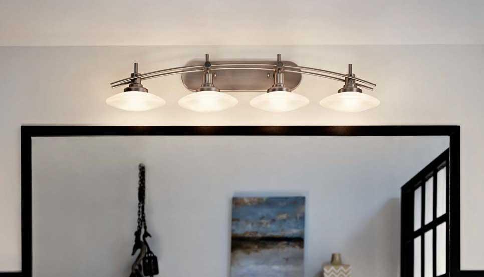 Luxury How To Choose The Best Bathroom Lighting