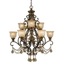 Crystorama Lighting Group 7509-GTS