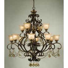 Crystorama Lighting Group 7512-GTS