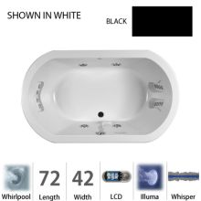 Jacuzzi DUE7242 WCR 5IW