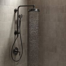 Kohler Artifacts HydroRail Custom Shower System