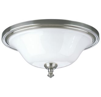 P3326 09 In Brushed Nickel By Progress Lighting