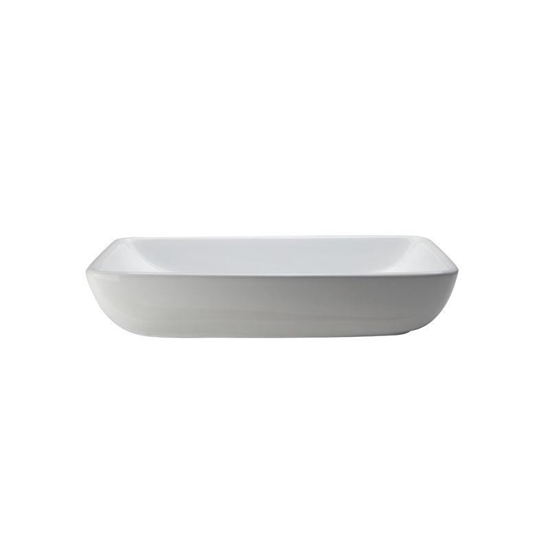 Faucet Com 1445 Cwh In Ceramic White By Decolav