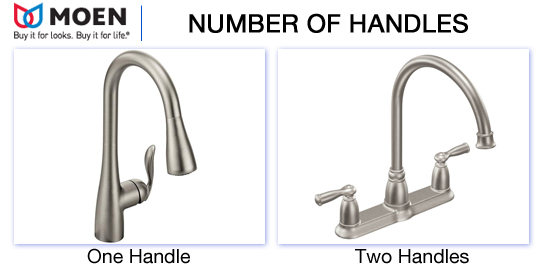 Moen Kitchen Faucets At Faucet Com