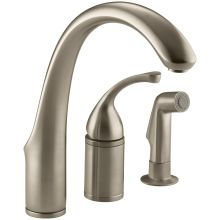Forte 3-Hole Remote Valve Kitchen Sink Faucet with 9