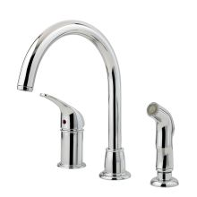 Classic Kitchen Faucet with Sidespray