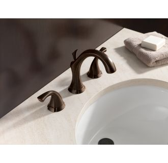 Delta-3592LF-Overview of Faucet in Venetian Bronze