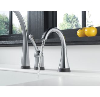 Delta-980T-DST-Running Water Dispenser in Arctic Stainless