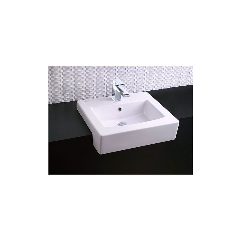 American Standard 0342 008 020 White Boxe 19 3 4 Quot Drop In