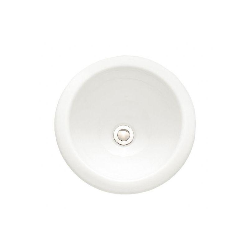 American Standard 0571 000 020 White Royton 13 3 4 Quot Drop