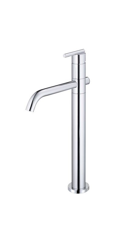 Danze D226058 Chrome Vessel Bathroom Faucet From The Parma Collection Valve Included