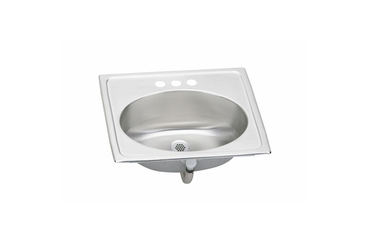 Elkay Pslvr19161 1 Faucet Hole Asana Pacemaker Stainless