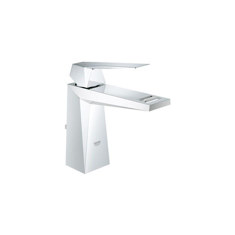 Grohe Allure Bathroom Faucet: Grohe 23034000 Starlight Chrome Allure Brilliant Single