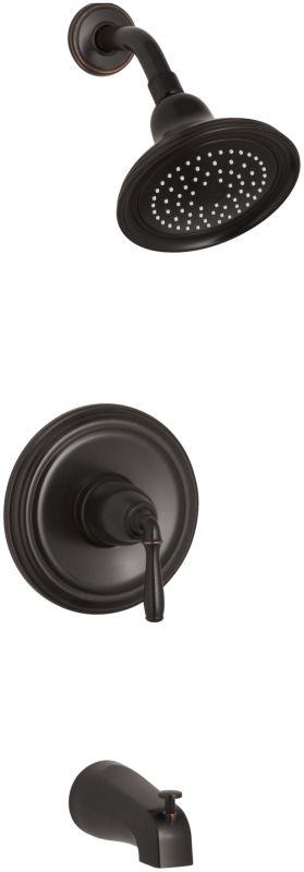 Kohler K T395 4 2bz Oil Rubbed Bronze 2bz Devonshire Tub