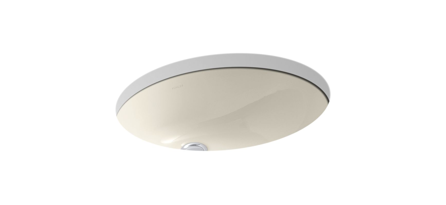 Kohler K 2210 47 Almond Caxton 17 Quot Undermount Bathroom
