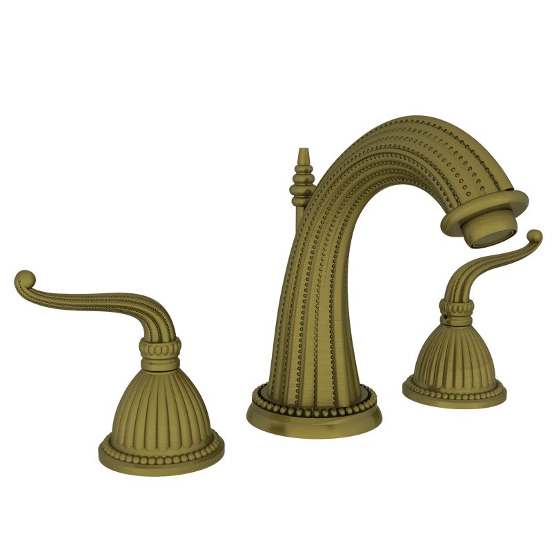 Newport Brass 1090 06 Antique Brass Alexandria Double