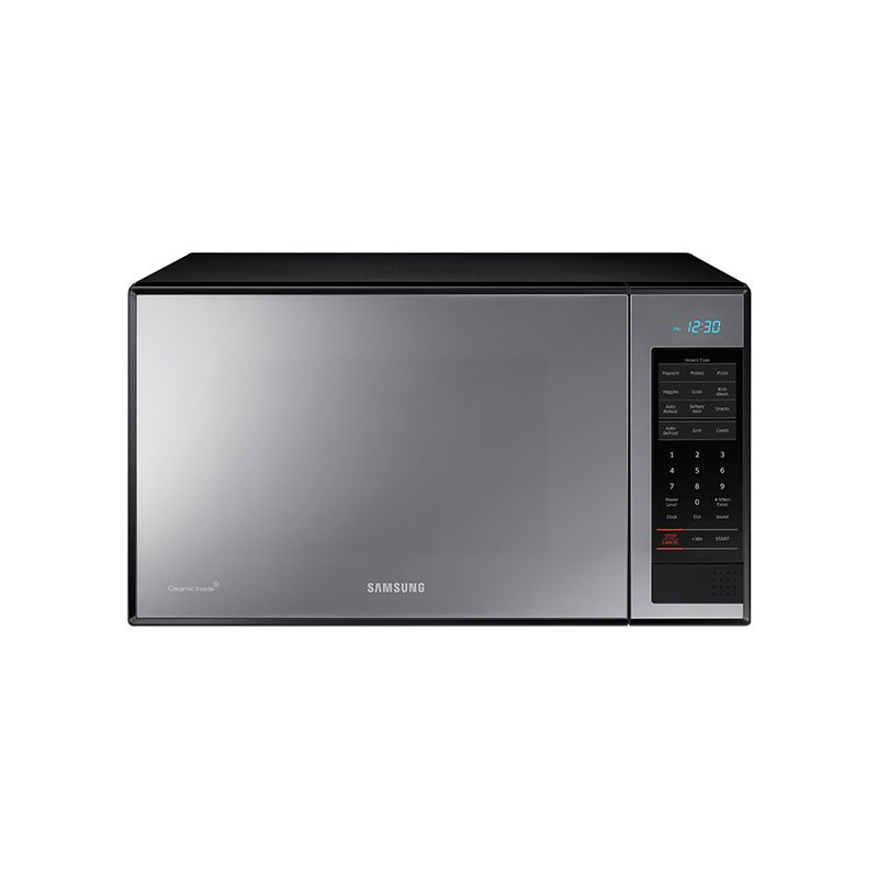 Countertop Microwave 22 Inches Wide : ... 22 Inch Wide 1.4 Cu. Ft. Countertop Microwave with Shiny Mirror Design
