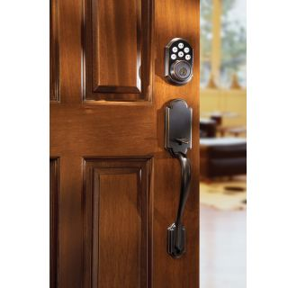 Installed with Smartcode Deadbolt
