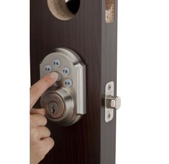 Push Button Locking