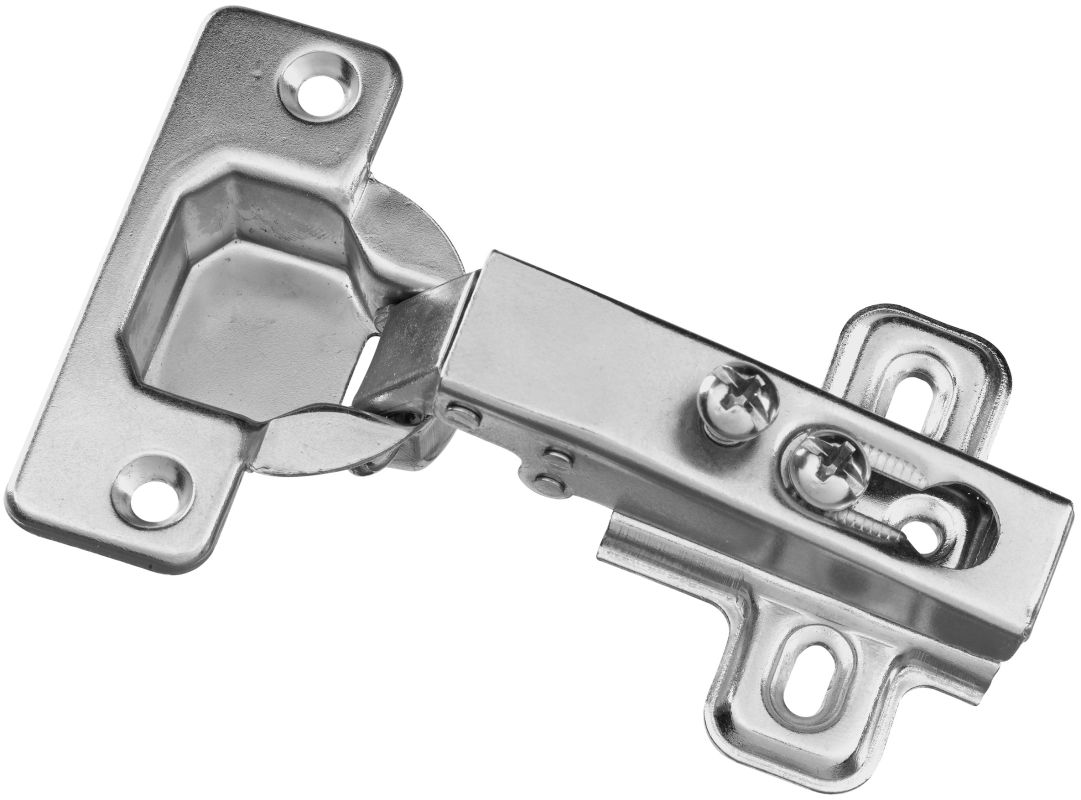 Stanley home designs bb8180pst zinc plated inch flush for Stanley home designs