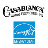 Shop Casablanca Energy Star Fans
