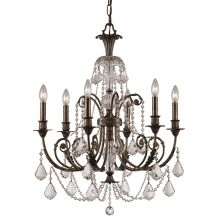 Crystorama Lighting Group 5116-CL-MWP