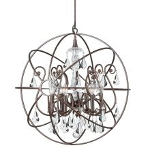 Crystorama Lighting Group 9028-CL-MWP