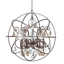 Crystorama Lighting Group 9028-GS-MWP
