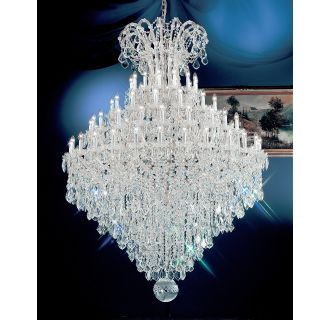 Classic Lighting 8187-CH Chandelier