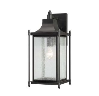 Savoy House 5 3452 Bk Black Dunnmore 1 Light 18 Quot Tall