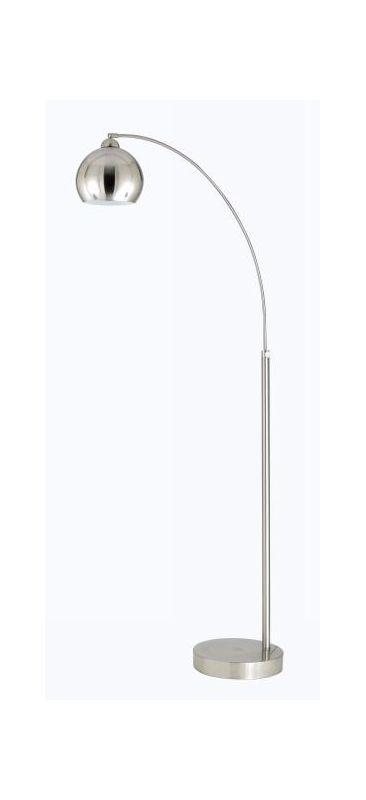 Cal Lighting Bo 2030 1l Bs Brushed Steel Single Light 100