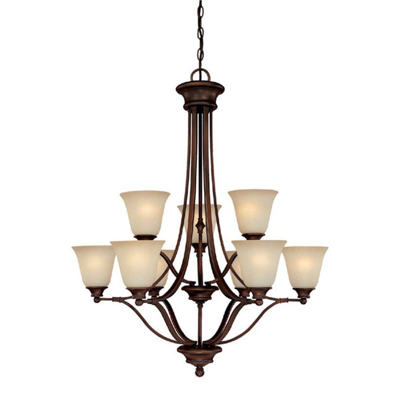 Elk Lighting Belmont: Capital Lighting 3419BB-287 Burnished Bronze Belmont 9