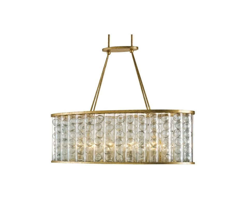 Currey And Company Warranty: Currey And Company 9313 Dutch Gold Frinton 10 Light 1 Tier