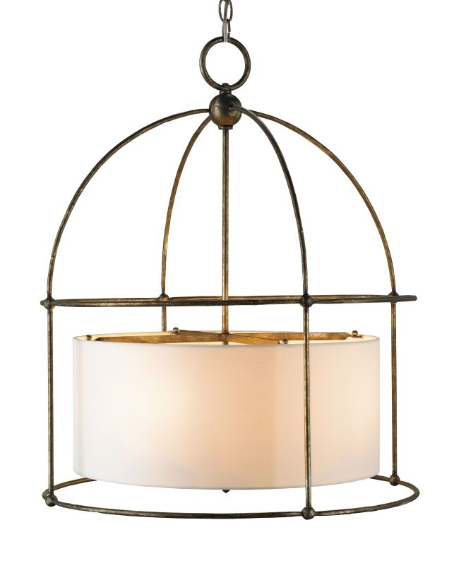 Currey And Company Warranty: Currey And Company 9885 Pyrite Bronze Benson 4 Light