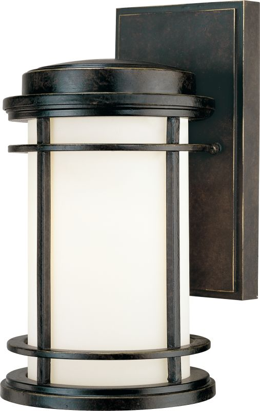 Dolan Designs 9103-68 Winchester Craftsman / Mission 1 Light Outdoor Wall Sconce with Satin ...