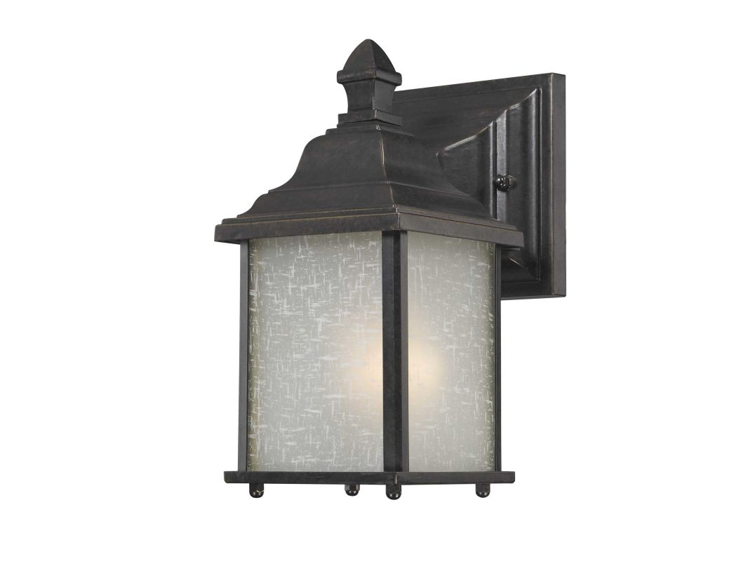 Dolan Designs 930 68 Winchester Charleston 1 Light 9 Height Outdoor Wal