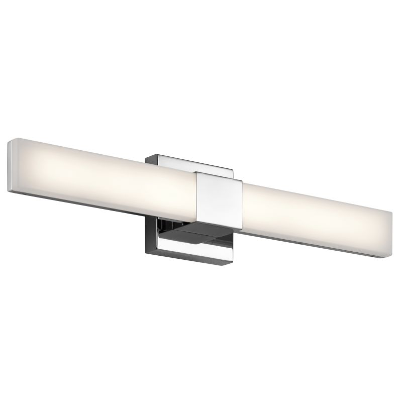 Extension For Vanity Light : Elan 83736 Chrome Neltev LED Vanity Light - LightingDirect.com