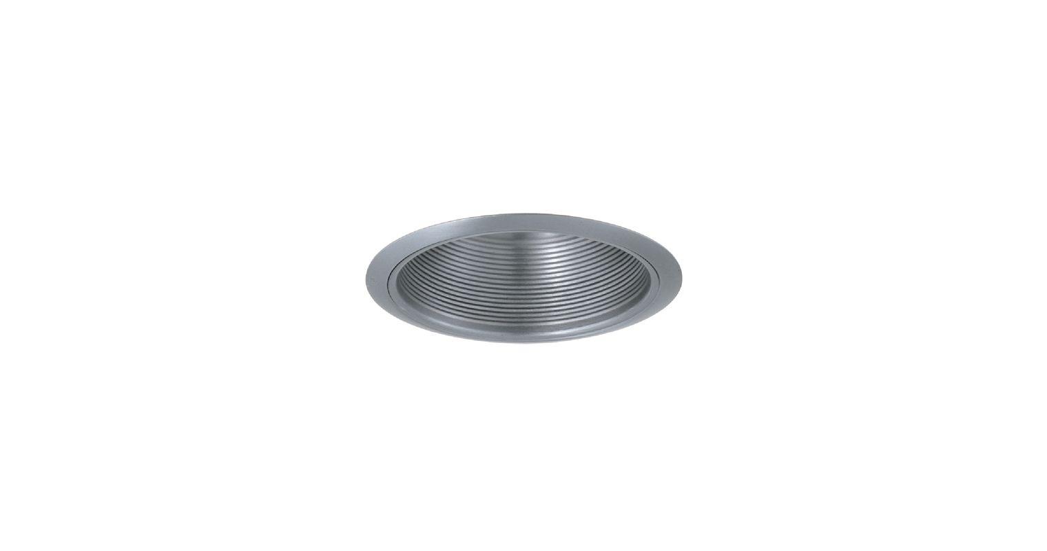 Recessed Lighting Elco : Elco elm n nickel quot recessed lighting trim metal