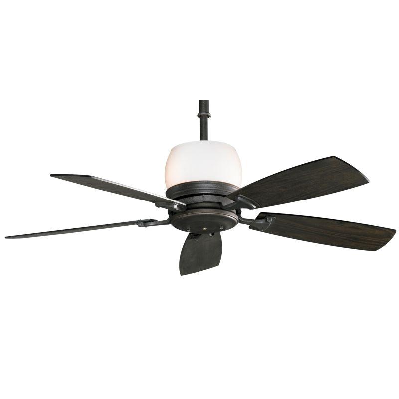 """Fanimation HF7240DS Dark Smoke 54"""" 5 Blade Ceiling Fan"""
