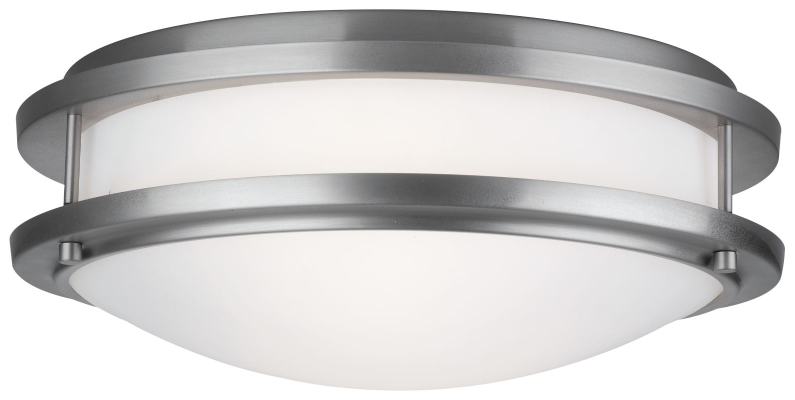 Forecast Lighting F245636U Satin Nickel 2 Light 1375