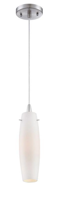 Forecast Lighting FA0075836 Satin Nickel 1 Light LED 375