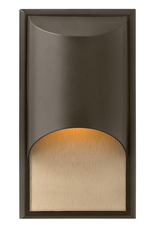 Hinkley Lighting 1830bz Led Bronze 14 5 Quot Height Ada