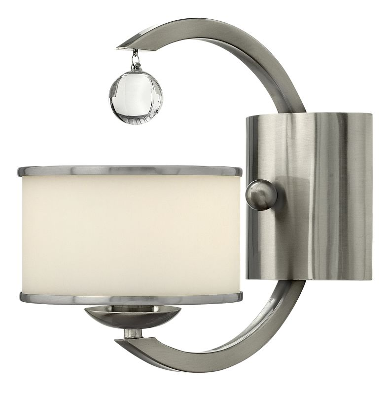 Hinkley Lighting 4850BN Brushed Nickel 1 Light 10.25