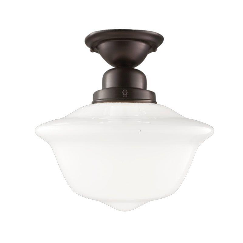 Hudson Valley Lighting Bulbs: Hudson Valley Lighting 1612F-OB Old Bronze Ceiling Fixture