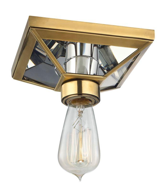 Hudson Valley Lighting Bulbs: Hudson Valley Lighting 5080-AGB Aged Brass Thurston 1