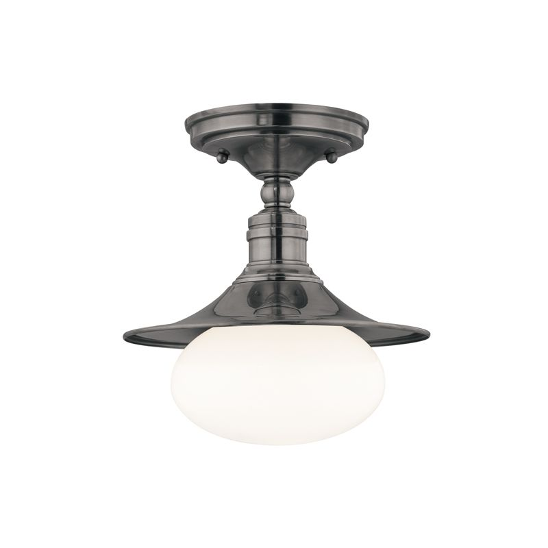 hudson valley lighting 6711 an antique nickel lawton 1